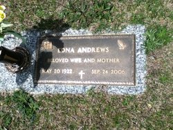 Edna Ann <i>Phillips</i> Andrews