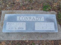 Mora Irene <i>Lasley</i> Conrady