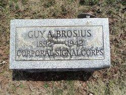 Guy A Brosius