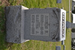 Martha Ann <i>Henthorn</i> Bracy