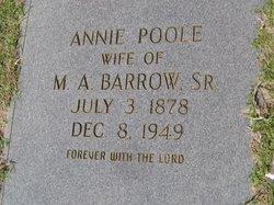 Annie <i>Pool</i> Barrow