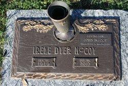 Clara Irene <i>Dyer</i> McCoy