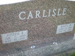 Mabel Marie <i>Spinner</i> Carlisle