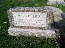 Mary <i>Schmitt</i> Buscher