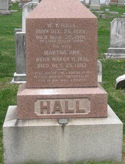 Walker Yancey Hall