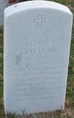 Floyd Thomas Lewis, Sr