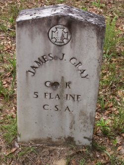 Pvt James Jackson Gray