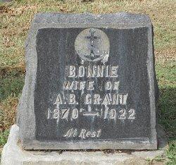 Bonnie Grant