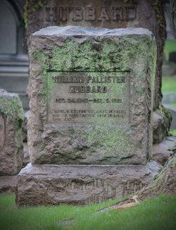 William Pallister Hubbard