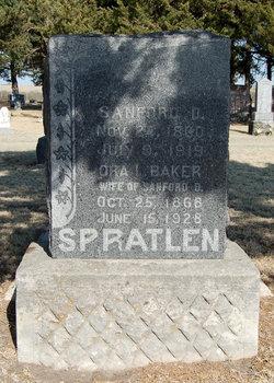 Sanford D. Spratlen