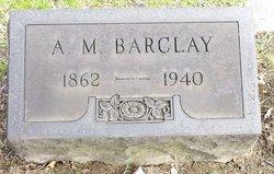A. M. Barclay