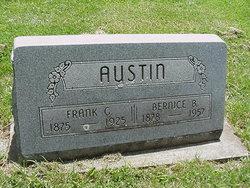 Bernice Bernell <i>Blakley</i> Austin
