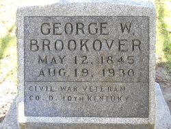 George Washington Brookover