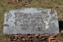 Ruth M. <i>Hoxie</i> Adams