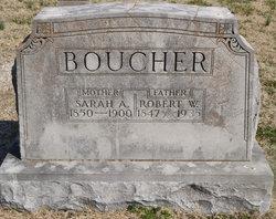 Sarah A <i>Warren</i> Boucher