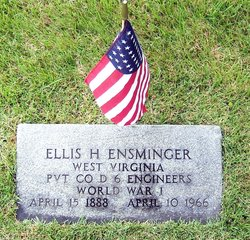 Ellis Harrison Dutch Ensminger