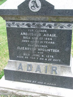 Archibald Adair