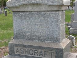 Martha Engle <i>Allen</i> Ashcraft