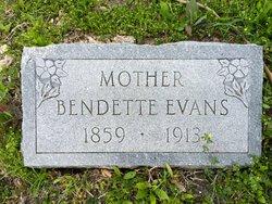 Bendette Evans