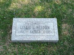 Leslie L. Wisdom