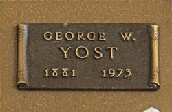 George W Yost