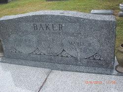 Maria B Baker