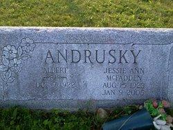 Jessie Ann Mick <i>McFadden</i> Andrusky