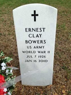 Ernest Clay Bowers