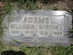 Burton Jesse Adams
