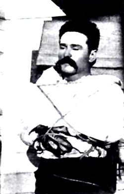 George Red Buck Waightman