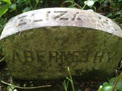 Eliza <i>Harris</i> Abernethy