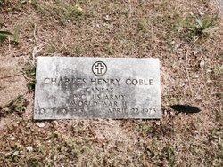 Charles Henry Coble