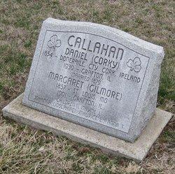 Margaret <i>Gilmore</i> Callahan