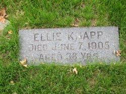 Ella E. Nellie Knapp
