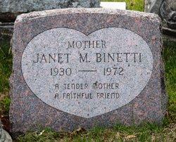 Janet Binetti