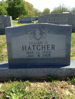 Lillian C. <i>Bullington</i> Hatcher