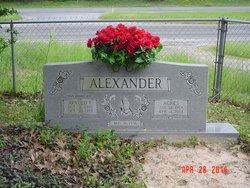 Agnes Pauline <i>Grisham</i> Alexander