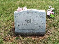 Lillian C <i>Brosius</i> Kieffer