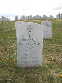 R Roland Harrison