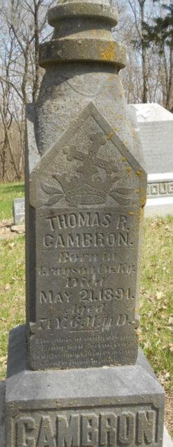 Thomas R. Cambron