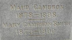Laura Maud Cambron