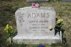 Clifton Labaron Adams, Jr