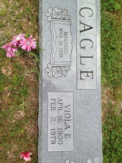 Viola E. <i>Barnes</i> Cagle