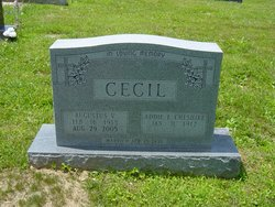 Addie Elizabeth <i>Cheshire</i> Cecil