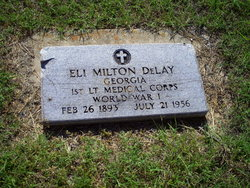 Eli Milton DeLay