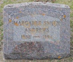 Margaret Jane <i>Smith</i> Andrews