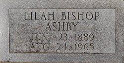 Lila <i>Bishop</i> Ashby