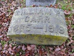 William P Carr