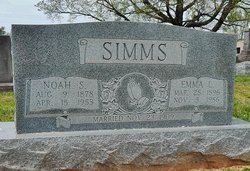 Noah Stevens Simms