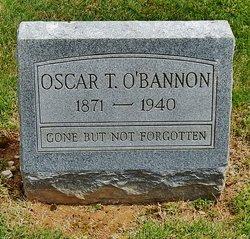 Oscar Thomas O'Bannon